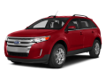 NEW 2014 FORD EDGE LIMITED Mandan North Dakota - Front View