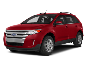 2014 FORD EDGE LIMITED AWD - Front View