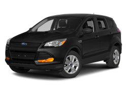 2014 FORD ESCAPE  - Front View