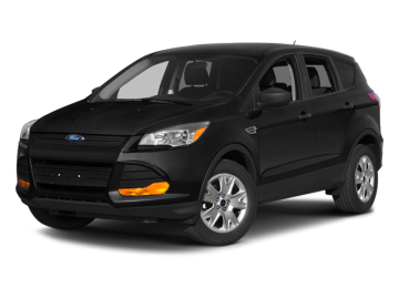 2014 FORD ESCAPE SE - Front View