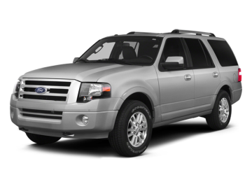 2014 FORD EXPEDITION LIMITED 4X4 - Front View