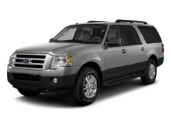 2014 FORD EXPEDITION EL  - Front View