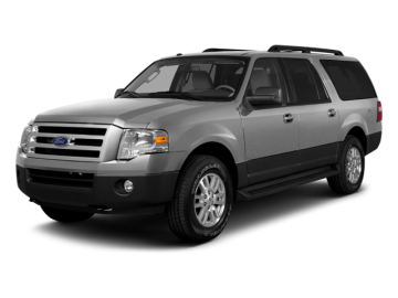 2014 FORD EXPEDITION EL LIMITED 4X4 - Front View