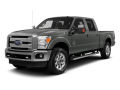 New 2014 FORD F-350 4X4 CREW CAB Madison South Dakota - Front View