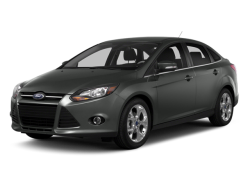 USED 2014 FORD FOCUS SE Dickinson North Dakota - Front View