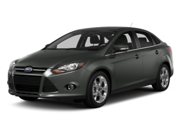 2014 FORD FOCUS SE - Front View