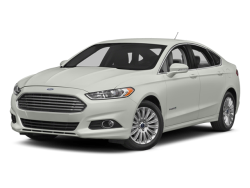 USED 2014 FORD FUSION SE Wayne Nebraska - Front View