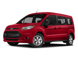 2014 FORD TRANSIT CONNECT  - Front View