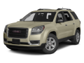 2014 GMC ACADIA  - Front View