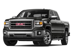 2014 GMC SIERRA 1500 PICKUP - Front View