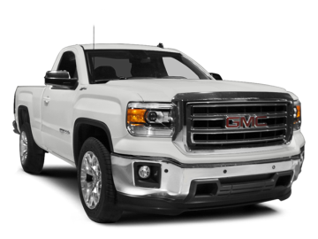 2014 GMC SIERRA 1500 1500 SLE - Front View