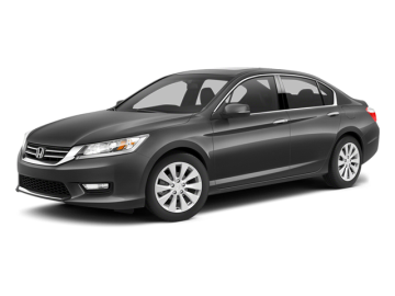 2014 HONDA ACCORD SEDAN EXL - Front View