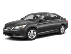 2014 HONDA ACCORD SEDAN LX - Front View
