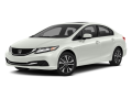 USED 2014 HONDA CIVIC SEDAN LX Muscatine Iowa