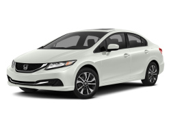 USED 2014 HONDA CIVIC SEDAN  Gladbrook Iowa