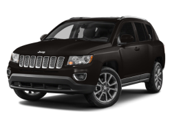 2014 JEEP COMPASS  - Front View
