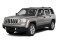 2014 JEEP PATRIOT  - Front View