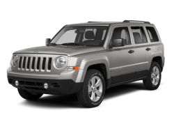 2014 JEEP PATRIOT LATITUDE 4X4 - Front View