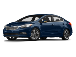 2014 KIA FORTE 4 DOOR - Front View