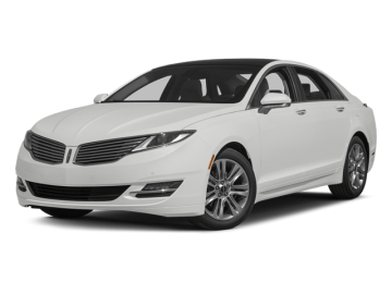2014 LINCOLN MKZ  - Front View