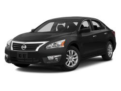 2014 NISSAN ALTIMA  - Front View