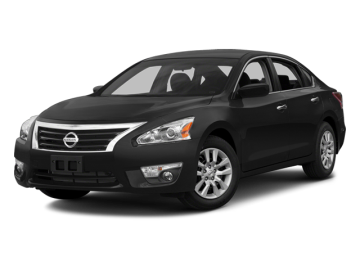 2014 NISSAN ALTIMA 2.5 - Front View