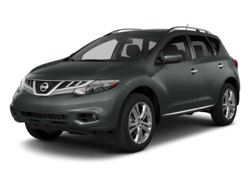 2014 NISSAN MURANO S - Front View