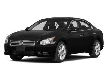 2014 NISSAN MAXIMA S - Front View