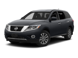2014 NISSAN PATHFINDER  - Front View