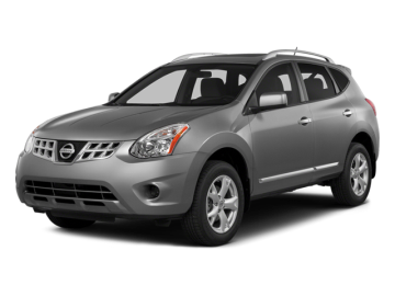 2014 NISSAN ROGUE S - Front View