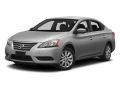 2014 NISSAN SENTRA  - Front View
