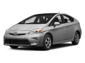 2014 TOYOTA PRIUS  - Front View