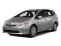 2014 TOYOTA PRIUS V  - Front View