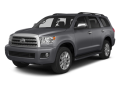 2014 TOYOTA SEQUOIA  - Front View