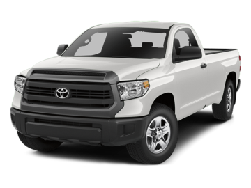 2014 TOYOTA TUNDRA DOUBLE CAB LIMITED - Front View