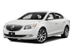 2015 BUICK LACROSSE SEDAN - Front View