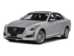 2015 CADILLAC CTS  - Front View