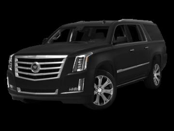 2015 CADILLAC ESCALADE ESV PREMIUM AWD - Front View