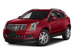 2015 CADILLAC SRX  - Front View