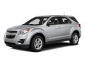 2015 CHEVROLET EQUINOX  - Front View