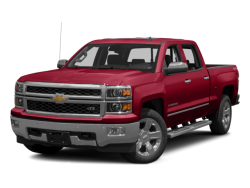 2015 CHEVROLET SILVERADO 1500HD  - Front View