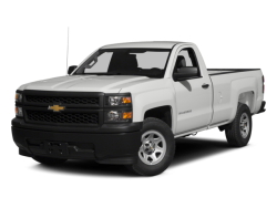 2015 CHEVROLET K1500  - Front View