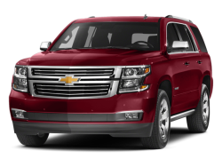 Used 2015 CHEVROLET TAHOE LTZ Chamberlain South Dakota - Front View