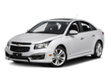 USED 2015 CHEVROLET CRUZE LTZ Gladbrook Iowa - Front View