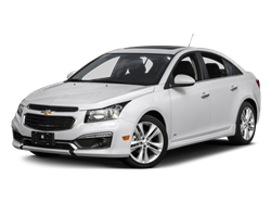 2015 CHEVROLET CRUZE  - Front View