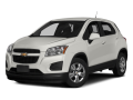 2015 CHEVROLET TRAX  - Front View