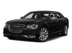 2015 CHRYSLER 300 300C - Front View