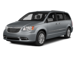 2015 CHRYSLER TOWN & COUNTRY TOURING - Front View