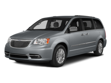 2015 CHRYSLER TOWN & COUNTRY TOURING L - Front View