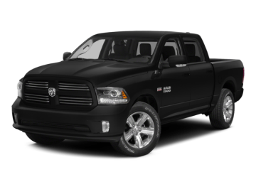2015 RAM 1500 ST - Front View